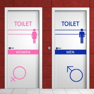 그래픽스티커,th270-여자남자화장실아이콘_그래픽스티커,그래픽스티커,인테리어,셀프인테리어,화장실,TOILET,남성,여성,남자,여자,표시,카페,매장,꾸미기,방문,리폼,유리문
